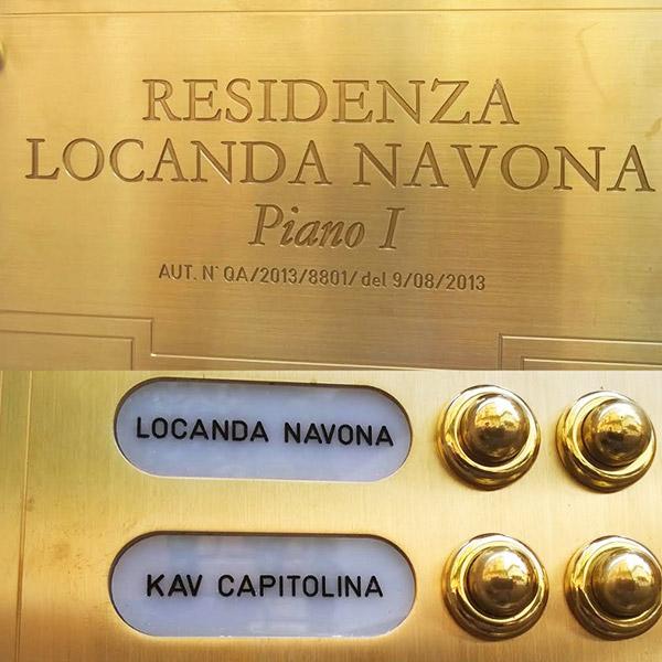 Cookie Policy: Locanda Navona